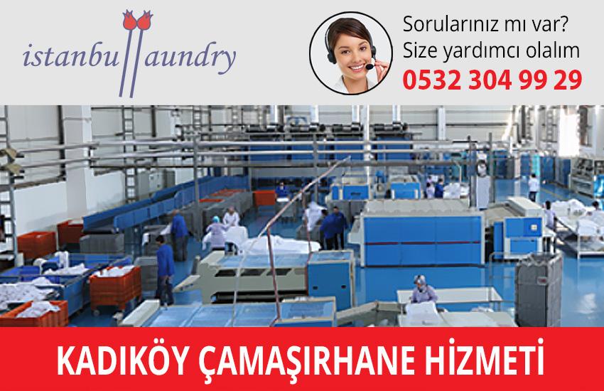 Kadıköy Çamaşırhane Hizmeti