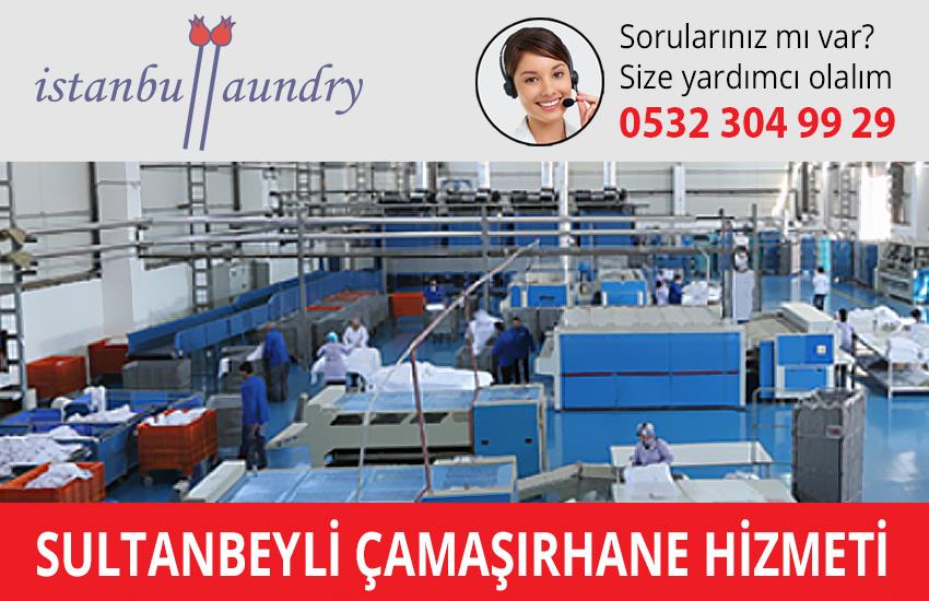 Sultanbeyli Çamaşırhane Hizmeti